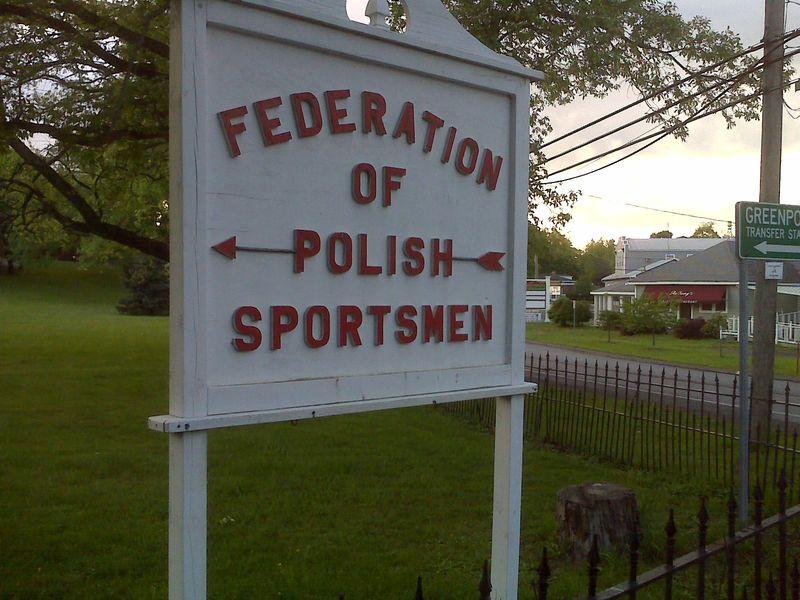 Polish sportsmen