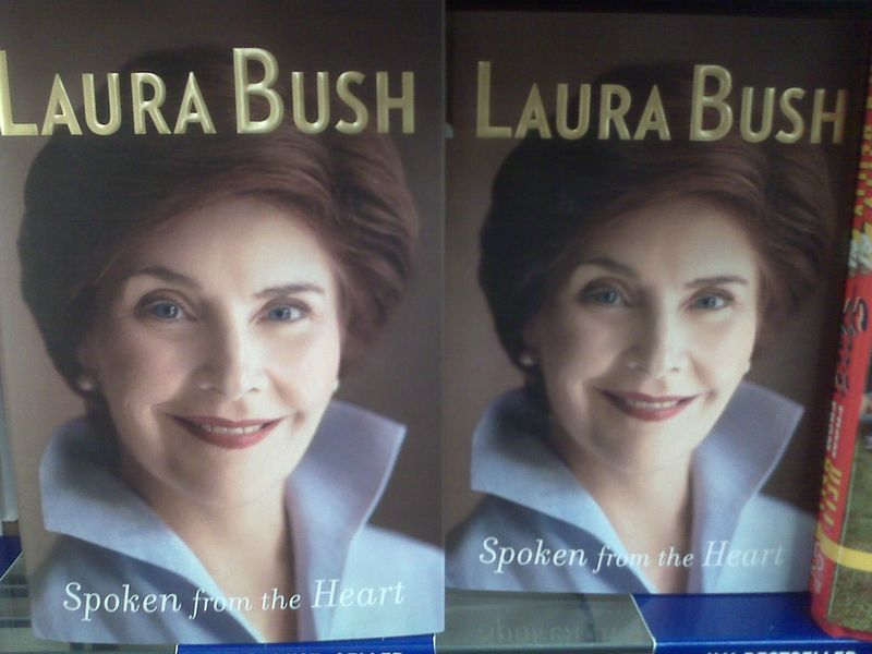 Laura Bush book cover